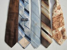 5 used NECKTIES