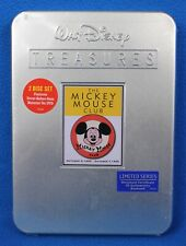 THE MICKEY MOUSE CLUB - WALT DISNEY TREASURES - 1955 - LIMITED SERIES BRAND NEW