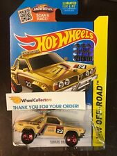 Subaru Brat #123 * Tan Kmart * 2016 Hot Wheels FACTORY SET
