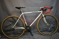 1991 Schwinn Crosscut Touring Road Bike 51cm Small Shimano Cromoly Steel Charity