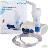 Omron NEC30 CompAIR ELITE Portable Professional Nebuliser Air Compressor Inhaler