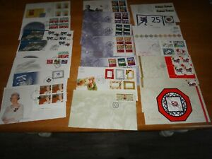 canada collection of 59 diff. first day covers #1
