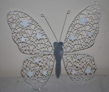 Large White Lace Butterfly LLB908
