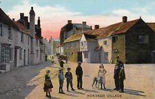 Northan Village - Devon - Street Scene Vintage Postcard (1.96)