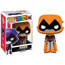 Teen TITANS Go Pop! Figura in vinile-Raven ARANCIONE * NUOVO *