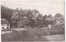 Somerset; Anchor Hotel, Porlock Weir PPC, Unposted by J Salmon