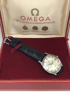 OMEGA CONSTELLATION PIE PAN CAL 561 REF.168 005 GOOD CONDITION