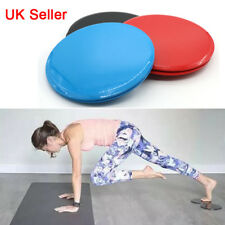 2pcs Fitness Gliders Workout Gliding Discs Core Leg Sliders Exercise Training N