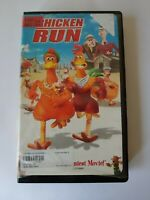 Chicken Run (VHS, 2000) DreamWorks Mel Gibson Julia Sawalha