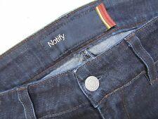 Women's NOTIFY 'Azalee' Wide Leg Flare Jeans, Dark Wash - Size 28 x 33.5