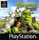 Shrek Treasure Hunt - Sony Playstation 1 PSX PS1 - nur CD
