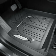 2019-2021 Chevrolet Blazer Front & 2nd Row Cargo All Weather Floor Liners Black