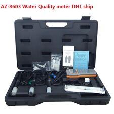 AZ-8603 Water Quality meter PH Conductivit Salinity Dissolved oxygen Temperature