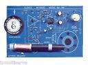 AM Radio Electronics Soldering Kit with Two IC, Elenco AM-780K
