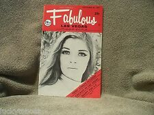 Fabulous Las Vegas Magazine 5th Dimension Debbie Reynolds S. Carillo 11/20/1971