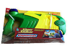 NEW Vintage Super Soaker Vaporizer Water Squirt Gun Hasbro 35 Ounce 2003.