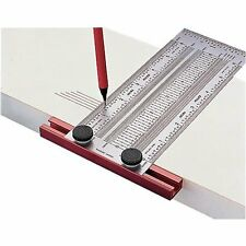 Incra T-RULE06 6 Inch Precision Marking T-Rule Versatile Combination Square Tool