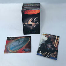 LOST IN SPACE THE MOVIE 1998 Complete Card Set MATT LeBLANC + PROMO #0 & FOIL J1