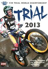 FIM Trial World Championship - Official Review 2013 (New DVD) Motorcycle Outdoor