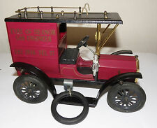 Franklin Danbury Mint Diecast Ford Model T Delivery Van 1:16 Scale Eyre Heaner