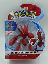 Pokemon - Battle Action Figure - Scizor
