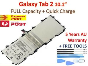 Battery For Samsung Galaxy Note 10.1 WiFi / GT-N8013 GT-N8010 SP3676B1A (1S2P) .