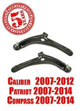 Front Lower Control Arms for Dodge Caliber 07-12 & Jeep Compass Patriot 07-16