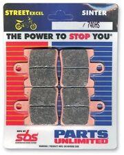 SBS HS Sintered Brake Pads 554HS.S-PU
