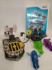 Skylanders Trap Team Set - 4 Fallen - Spiel mit Portal - Guter zustand - für Wii