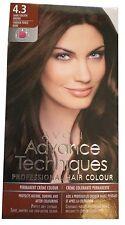 Avon ADVANCE TECHNIQUES Professional Colore capelli - 4.3 Marrone Scuro Dorato