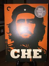CHE - Criterion Collection 3 DVD Digipack Boxset, #496, R1, Dir. Apprvd Pristine