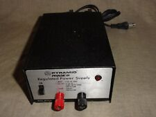 Power Supply - PHASE III Regulated Power Supply by PYRAMID