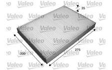 VALEO Filtro, aire habitáculo VOLKSWAGEN GOLF BMW Serie 3 VOLVO S60 715597