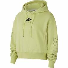Nike Sportswear Air Fleece  Sudadera capucha Verde Mujer