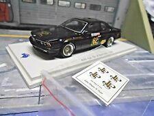 BMW 635 CSI Gr.A #62 Hulme von Bayern JPS Bathurst 1984 RAR Spark 1:43