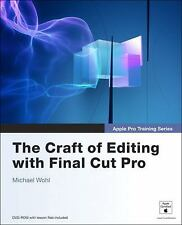 Apple Pro Training Series: The Craft of Editing with Final Cut Pro (Apple Pro