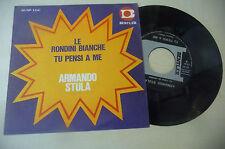 """ARMANDO STULA""""LE ONDINI BIANCHE- disco 45 giri BENTLER 1968"""" PERFETTO"""
