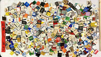 HUGE Wholesale Lot Vintage Matchbooks Matchboxes 538 LIFETIME COLLECTION!! RARE