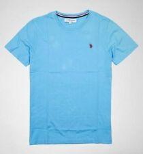 Ropa de hombre Polo color principal azul