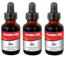 Tonsillitis EBV- Super Absorbent Tonsillitis Rapid Relief.(1 unit 30 ml liquid )