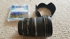 Canon 10-22mm f3.5-4.5 EF-S USM Wide Angle Lens