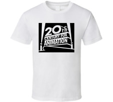 New 20th century fox animation Men's T-Shirt Size S-3XL