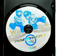 Mario Kart (Nintendo Wii, 2012) Disk Only Tested