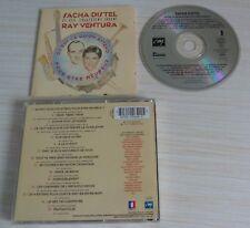 CD ALBUM SACHA DISTEL ET SES COLLEGIENS JOUENT RAY VENTURA 15 TITRES 1993