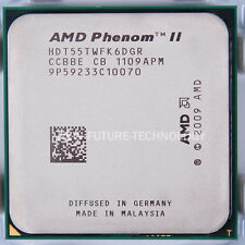 AMD Phenom II X6 1055T 95W 2.8 GHz HDT55TWFK6DGR Socket AM3 CPU 100% tested