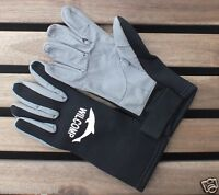Sale! Freediving Spearfishing Neoprene Amara Gloves with Leather Palm WIL-AG-01