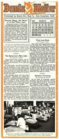 Lot 2 Bemis Brothers Bag Co. Indianapolis IN Bemis Blotter May 1941 & 1942