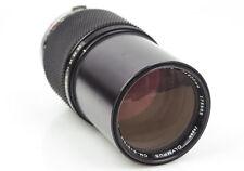Olympus 200 mm f/4 Zuiko OM MC Auto-T Telephoto focale fissa 175505 2411