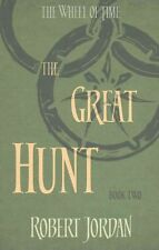 The Great Hunt: Book 2 of the Wheel of Time by Robert Jordan (Paperback)
