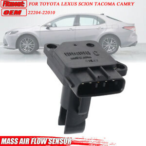 MAF Mass Air Flow Meter Sensor For Toyota Lexus Scion Tacoma Camry 22204-22010
